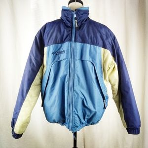 Columbia | Women's Large Puffer Jacket Reversible